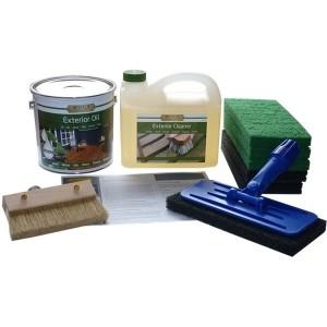 Angebotspaket Terrassenreinigung